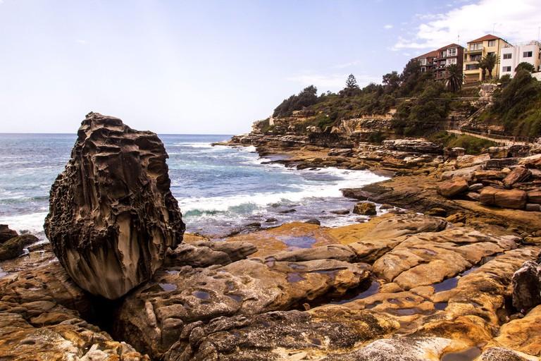Bondi to Coogee Coastal walk, Sydney, Australia