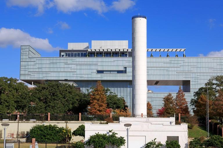 Shaw Center for the Arts, Baton Rouge, Louisiana, USA