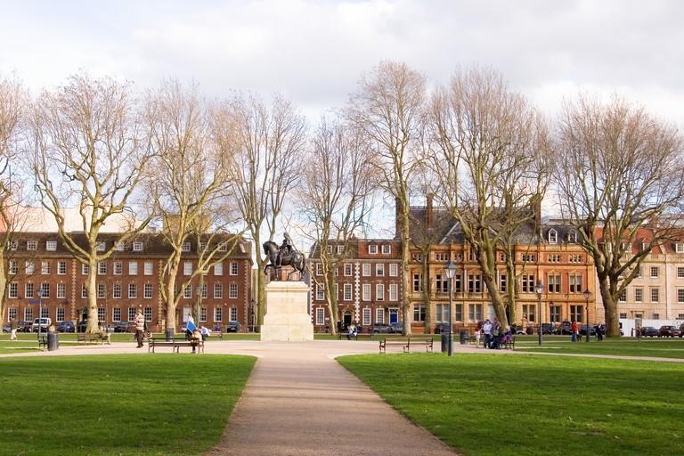 Bristol Queen Square