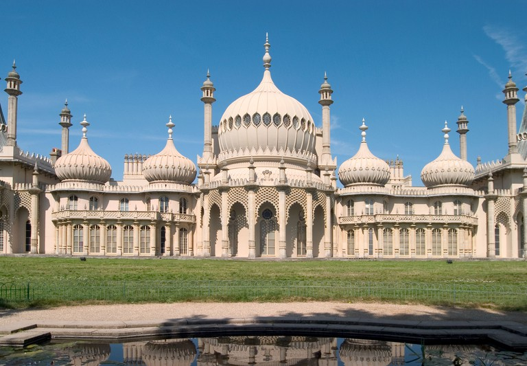 The Royal Pavilion. Brighton, England