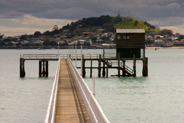 Orakei Wharf Mission Bay Auckland New Zealand