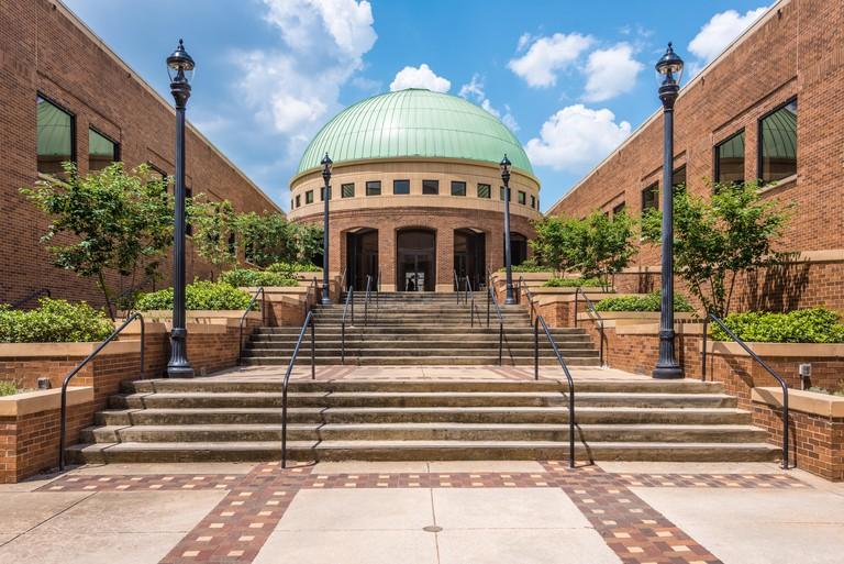 Birmingham Civil Rights Institute (an affiliate of the Smithsonian Institution) in Birmingham, Alabama, USA.