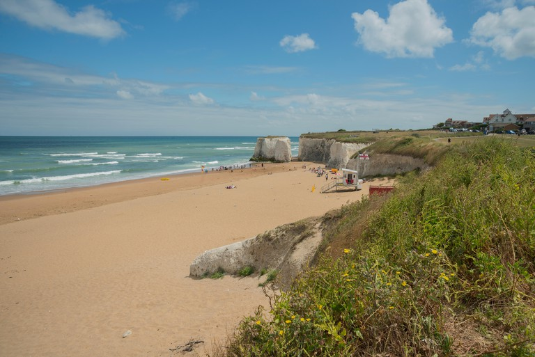 Botany Bay beach Kent