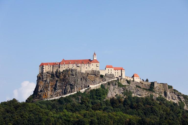 Burg Riegersburg castle, Styria, Austria, Europe