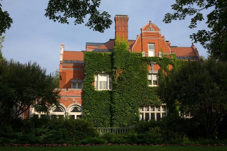Mansion in Saratoga Springs, New York