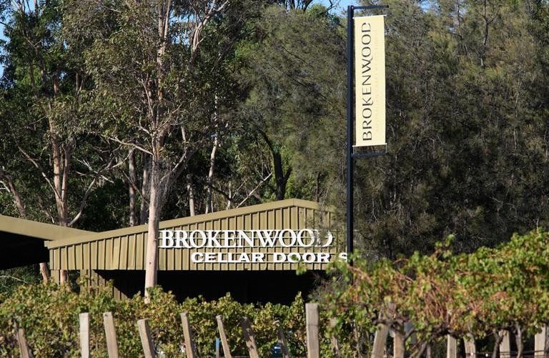 Cellar Door, Brokenwood Wines , Pokolbin, Hunter Valley, New South Wales, Australia