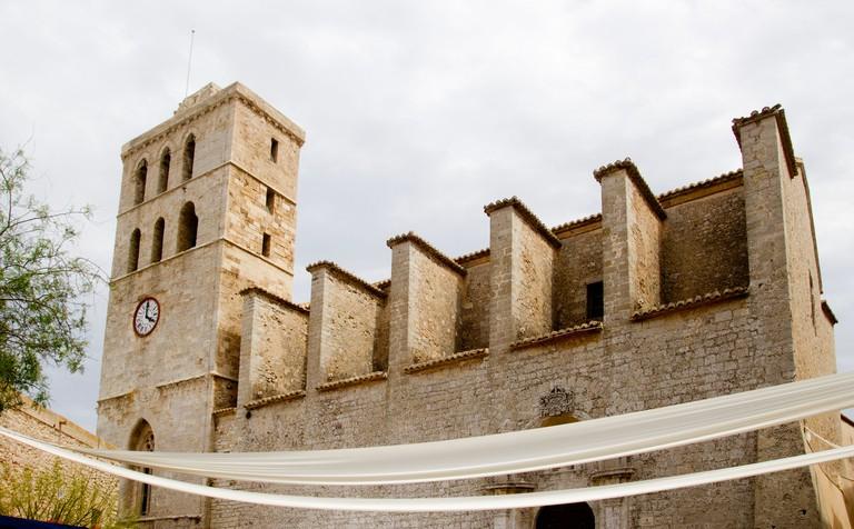 Santa Maria Cathedral dalt Vila