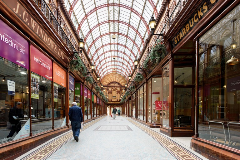 Central Arcade Newcastle upon Tyne