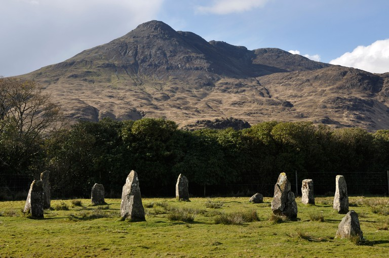 Lochbuie stone circle, Mull, Scotland