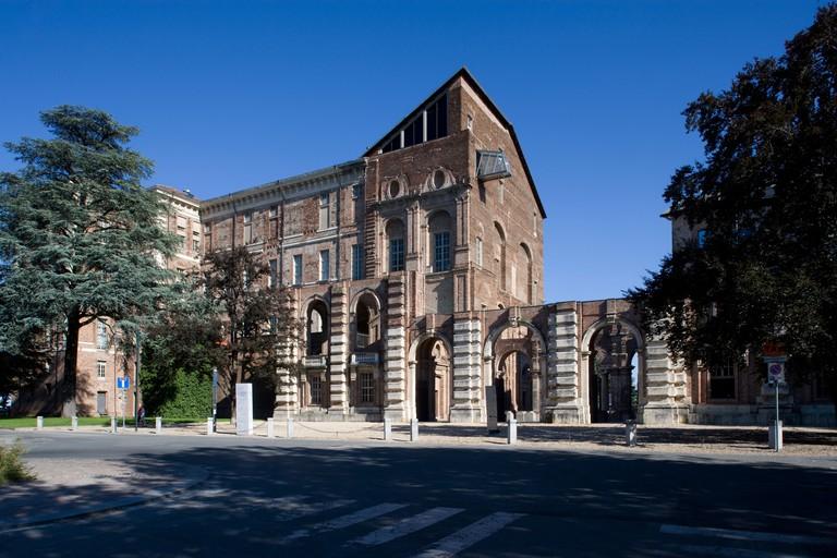 Rivoli - Castello di Rivoli / Museum of Contemporary Art / exterior