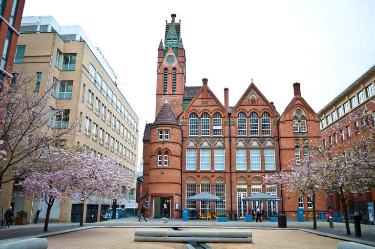 Ikon Gallery, Birmingham, UK