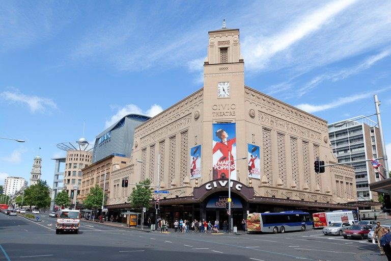 Civic Theatre in Auckland, New Zealand