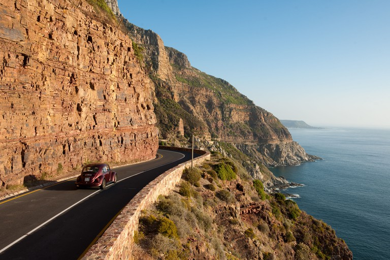 Chapman's Peak drive, Cape Town, South Africa