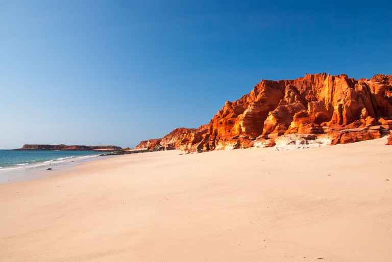 CAPE LEVEQUE, KIMBERLEY, WESTERN AUSTRALIA, AUSTRALIA. Image shot 2007. Exact date unknown.