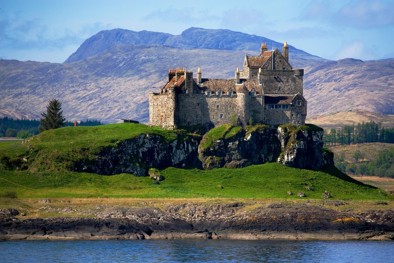 Duart Castle, Isle of Mull, Argyll