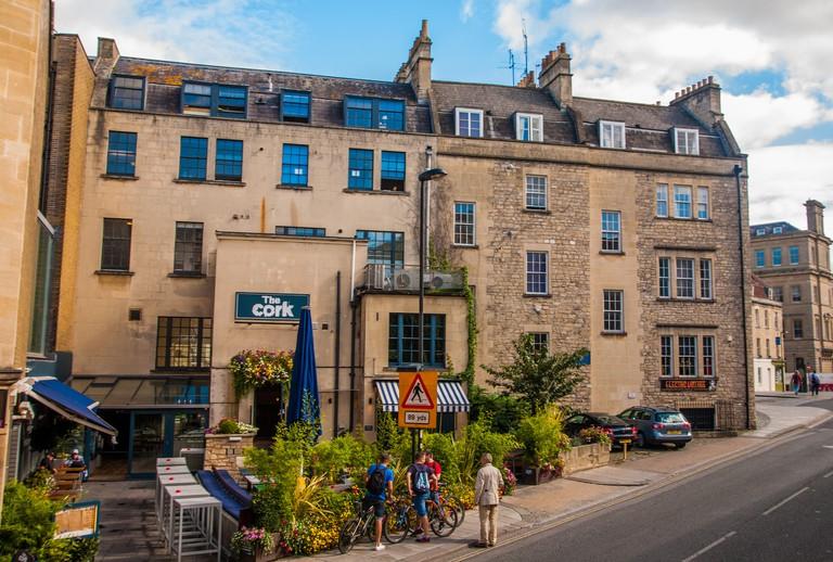 The Cork in Bath
