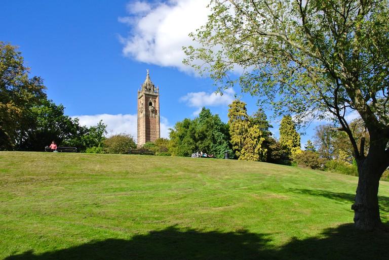Cabot Tower Brandon Hill Park Bristol