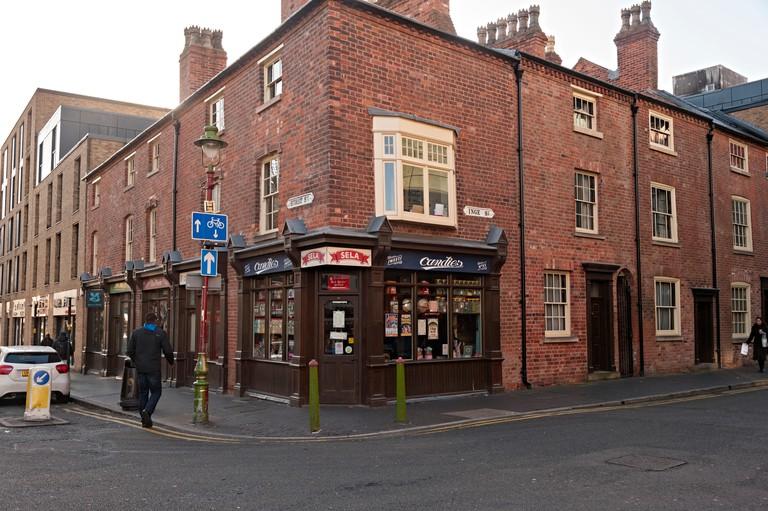 Birmingham back to back houses