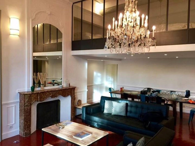 Embrace town centre luxury in an old mansion house, Aix, France