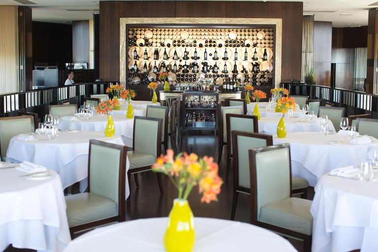 Galvin at Windows, Michelin Star Restaurant, Park Lane, London, England, UK