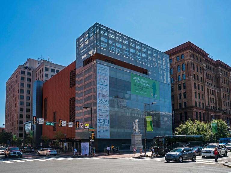 National Museum of American Jewish History, Philadelphia, PA, USA