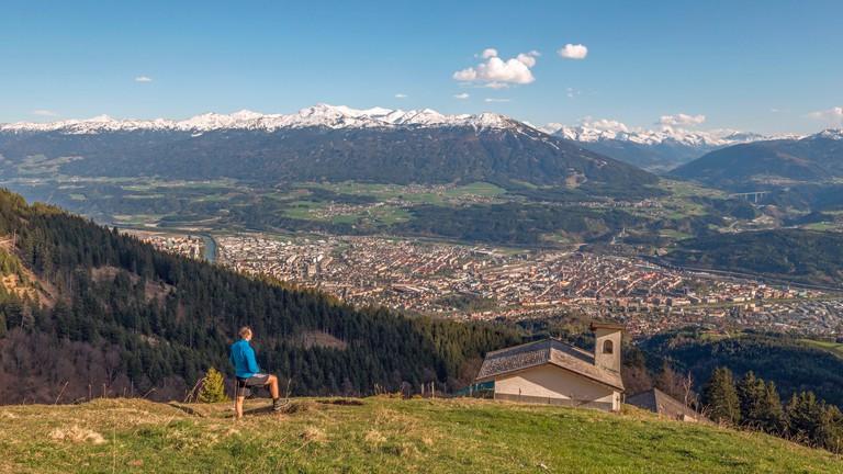 Hottinger Alm, Innsbruck, Tyrol - Tirol, Austria, Europe