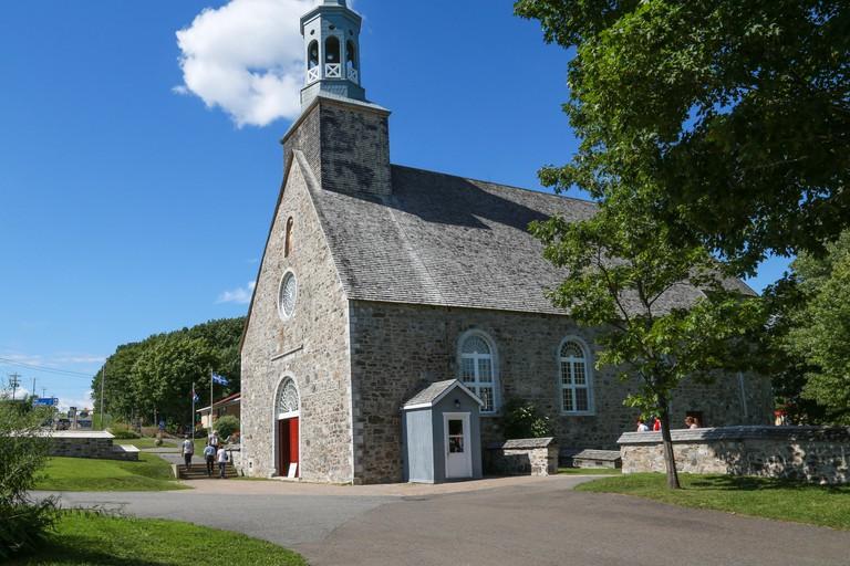 Church of St. Francis de Sales, Ile d?Orleans