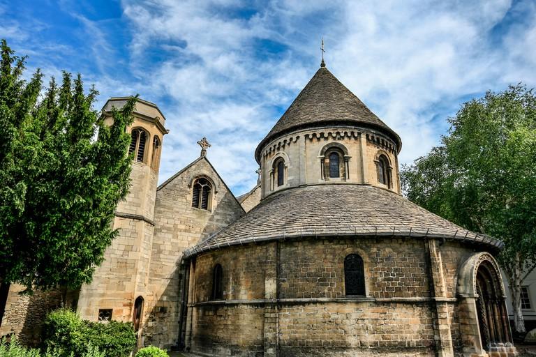 Church of the Holy Sepulchre (The Round Church), Cambridge, Cambridgeshire, England, United Kingdom