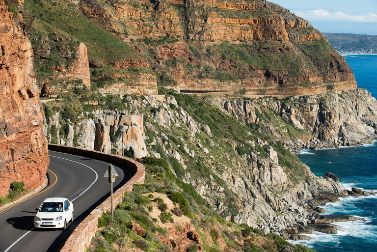 Chapman's Peak Drive, Cape Peninsula, City of Cape Town Municipality, Western Cape Province, Republic of South Africa