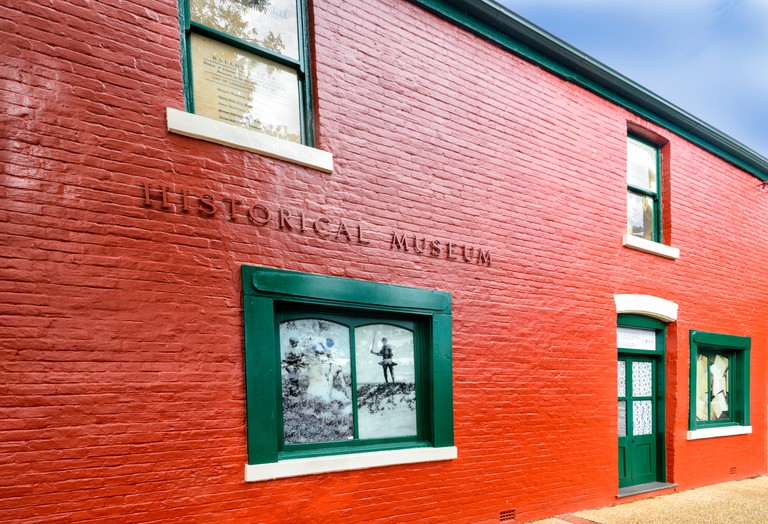 Historical Museum at Port Macquarie, New South Wales, NSW, Australia