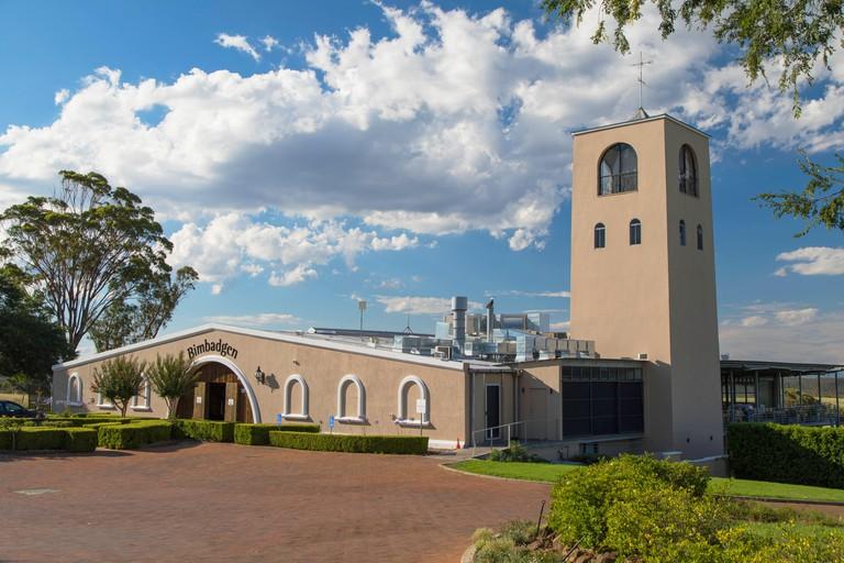 Bimbadgen Wine Estate, Hunter Valley, New South Wales, Australia