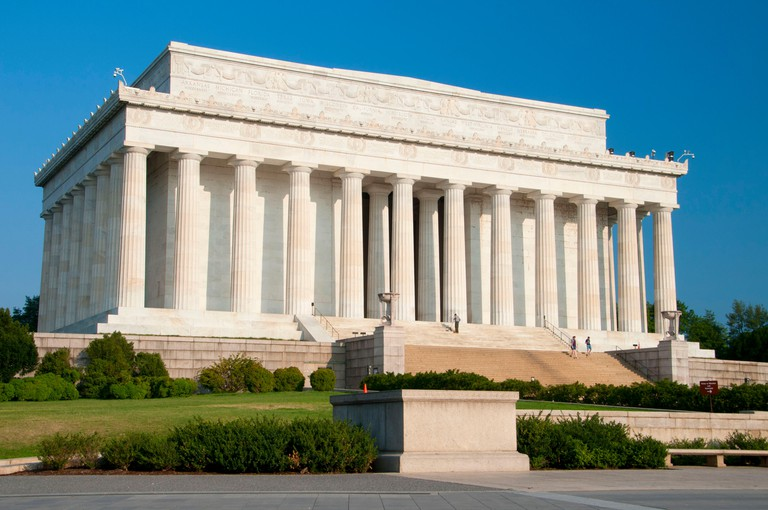 Lincoln Memorial, National Mall, District of Columbia