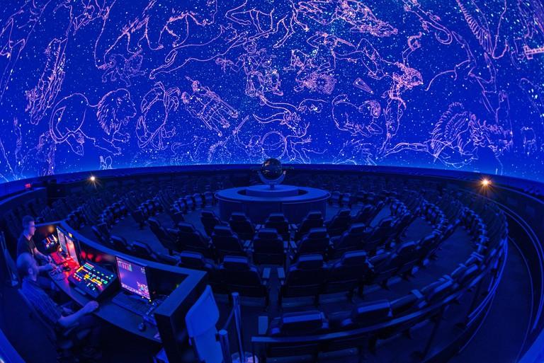 Montreal Planetarium, Canada