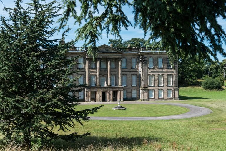 Calke Abbey Estate, Derbyshire