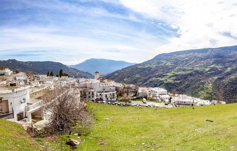Capileira, Andalucia, Spain