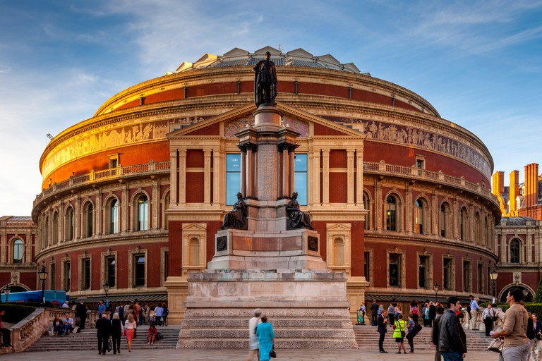 The Royal Albert Hall, Kensington, London, England