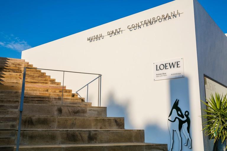 Ibiza Museum of Contemporary Art, Dalt Vila. Eivissa. Ibiza Island. Balearic Islands. Spain