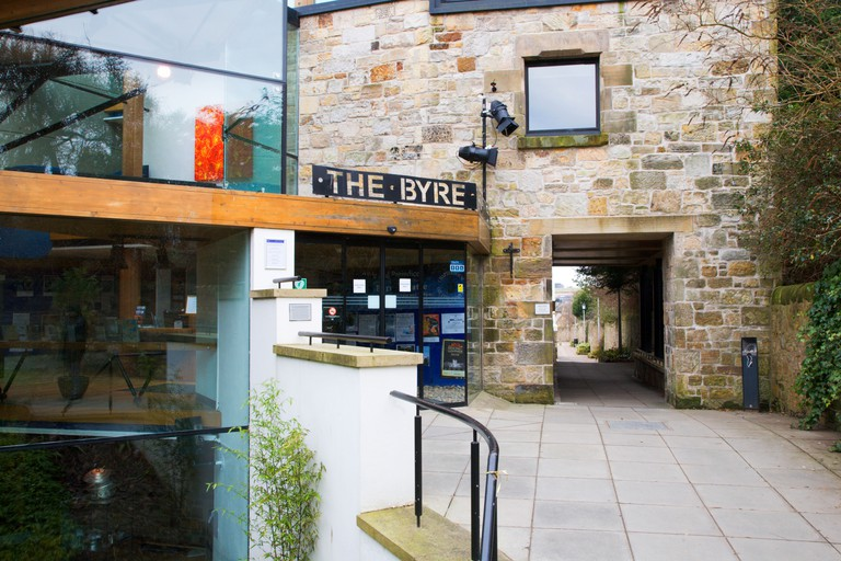 The Byre Theatre St Andrews Fife Scotland