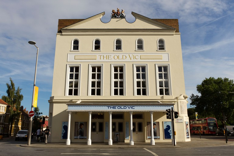 The Old Vic Theatre, The Cut, London, England, UK