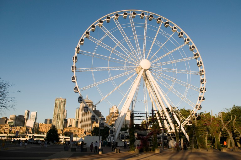 The Wheel of Brisbane, Southbank, Brisbane, Queensland, Australia