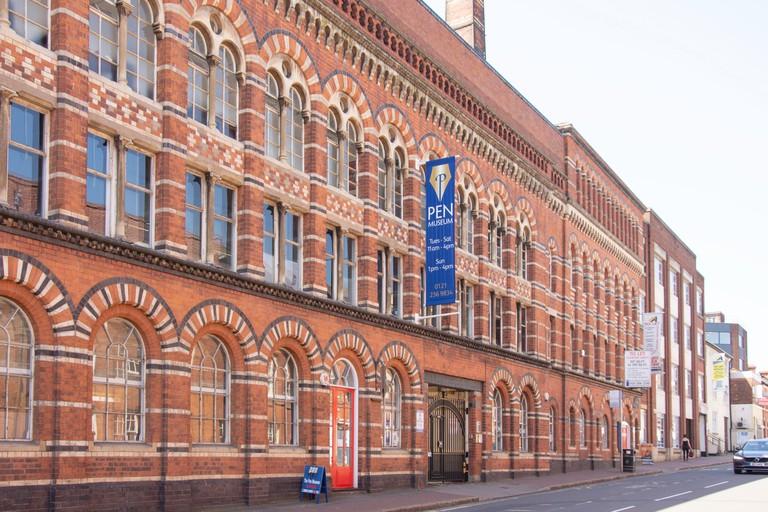 The Pen Museum, The Argent Centre, Frederick Street, Jewellery Quarter, Birmingham, West Midlands, England, United Kingdom