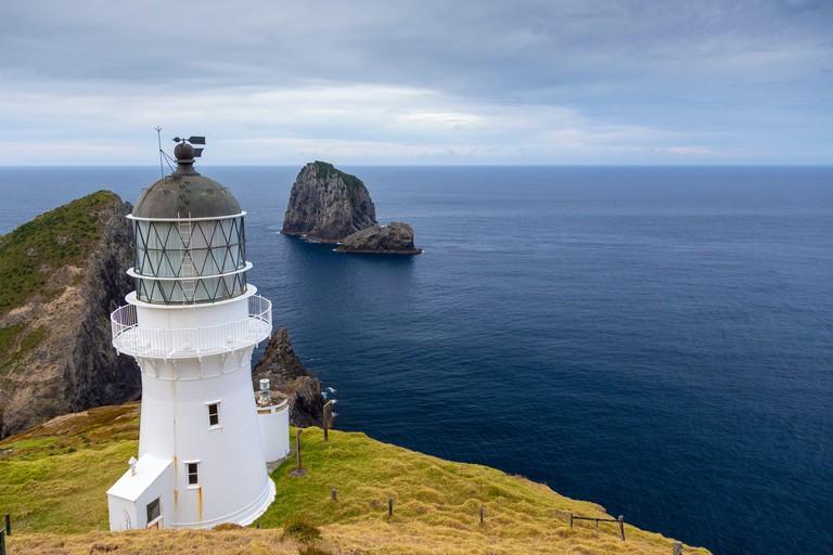 Cape Brett Lighthouse, Northland, New Zealand