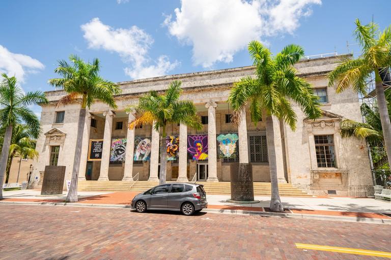 Photo of Sidney Berne Davis Art Center SBDAC Fort Myers FL USA