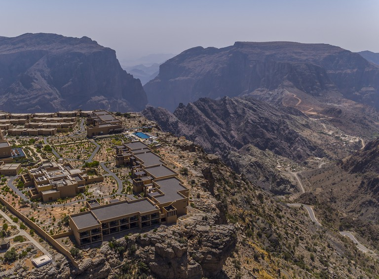 Anantara Al Jabal Al Akhdar Resort - credit - courtesy of Anantara Al Jabal Al Akhdar Resort