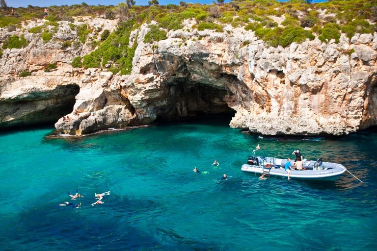 Cala Varques Majorca Balearic Islands