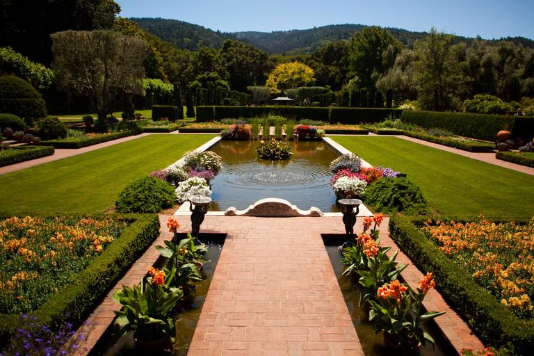 Gardens, Filoli Mansion, California, United States of America