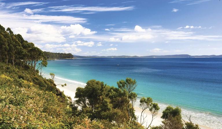 Adventure Bay, Bruny Island