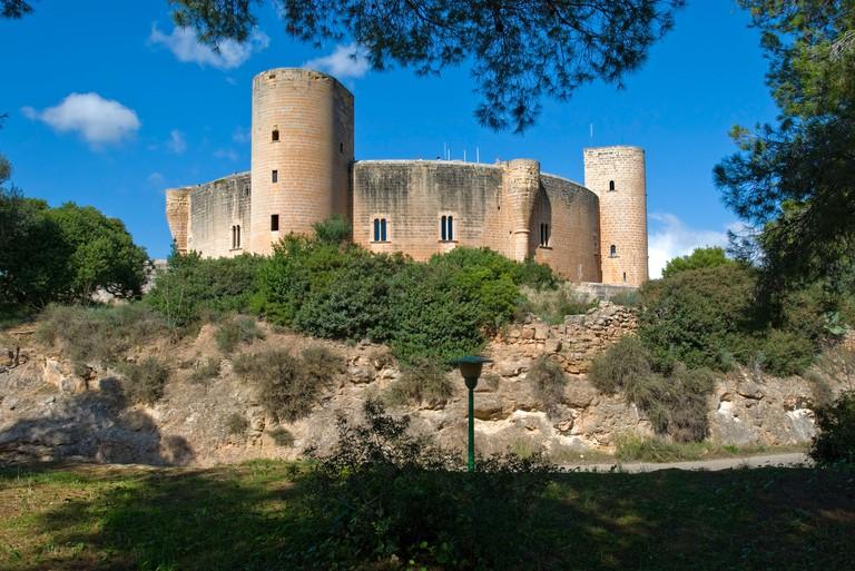 Castell Bellver, Palma de Mallorca, Mallorca, Balearics, Spain