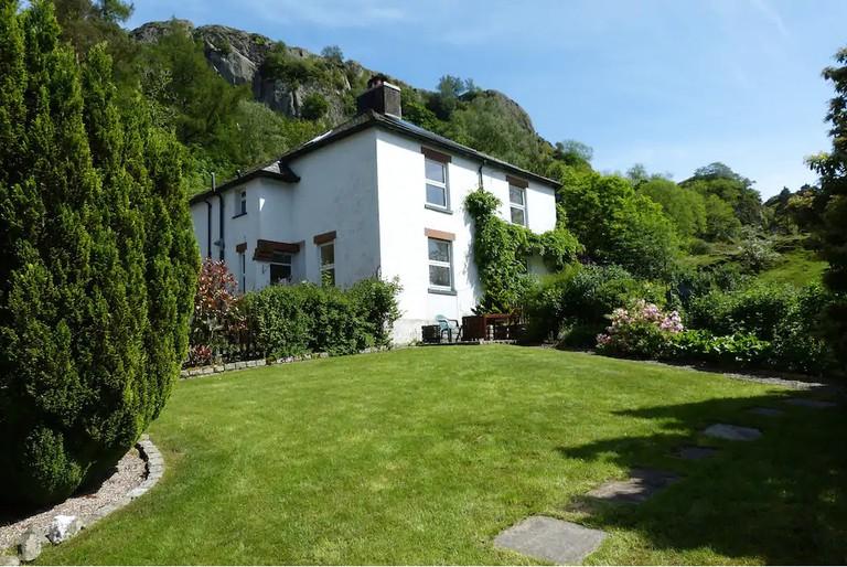 Castle Rock Cottage, Lake District