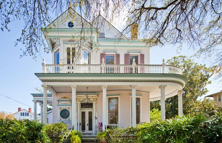 Victorian House, Garden District, New Orleans